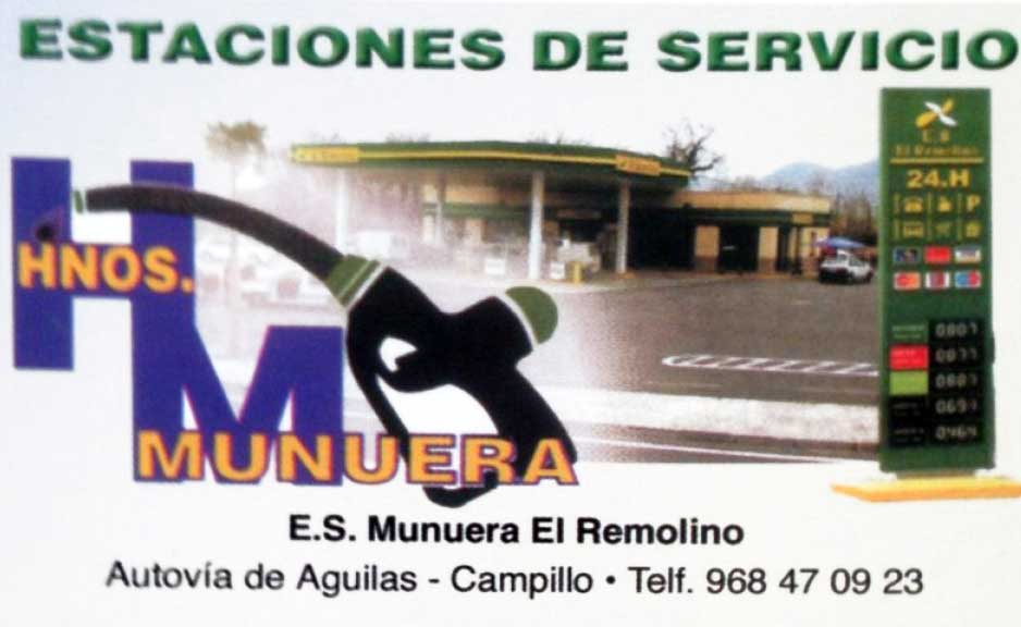 Estaciones de Servicio Munuera